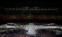 Die vietnamesische Sportler mit Behinderungen verabschieden Paralympics Tokio