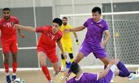 Vietnamesische Futsalauswahl verliert gegen Marokko mit 1:2