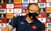 Die vietnamesische Fußballauswahl hat eine Woche Freizeit