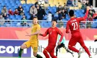 Trainer Park Hang-seo ist enttäuscht nach Niederlage gegen Australien