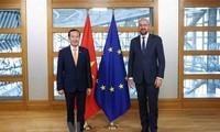 Belgien und EU sind bereit, Zusammenarbeit mit Vietnam zu vertiefen