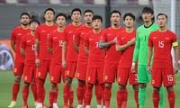 Vietnam spielt in der Qualifikationsrunde gegen China in den VAE