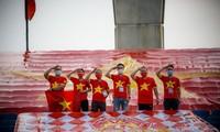 FIFA lobt vietnamesische Fußballnationalmannschaft in der Qualifikationsrunde zur WM 2022