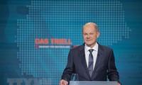 Wahl in deutschland: Drei Kandidaten debattieren im Fernsehen