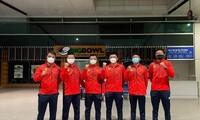Vietnam nimmt am internationalen Tennis-Wettbewerb Davis Cup der Herren-Doppel teil