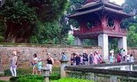 Veröffentlichung des Projektes ''Kulturraum im Literaturtempel in Hanoi''