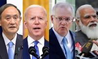 US-Präsident Joe Biden leitet Sitzung von Quartett