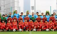 Trainer Mai Duc Chung nominiert 23 Fußballspielerinnen für Qualifikation zur Asienmeisterschaft