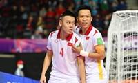Vietnamesische Futsalauswahl siegt 3:2 gegen Panama