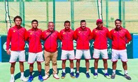 Vietnamesische Tennismannschaft steigt in Gruppe II bei Davis Cup auf