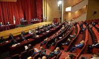 Parlament von Libanon verabschiedet neue Regierung
