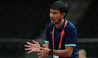 Trainer Pham Minh Giang ist positiv auf COVID-19 getestet worden