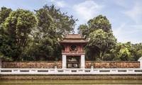 Literaturtempel in Hanoi verstärkt Verbindung junger Menschen mit Erbe-Räumen