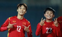 AFC lobt vietnamesische Fußballmannschaft der Frauen