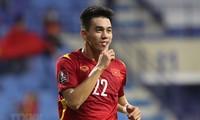 AFC lobt Tien Linh vor dem Spiel gegen China
