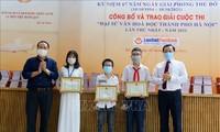 Bücherausstellung und Preisverleihung vom Botschafter der Lesekultur