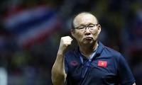 Fußballtrainer: Park ist seit vier Jahren in Vietnam
