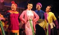 Unterlagen zur Vorlage der UNESCO zur Anerkennung des Cheo-Gesangs als Weltkulturerbe