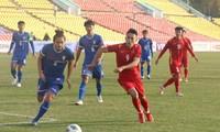 Qualifikationsrunde der U23-Fußball-Asien-Meisterschaft 2022: Vietnam siegt gegen Taiwan (China)