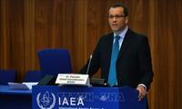 IAEA ແຕ່ງຕັ້ງເຈົ້າໜ້າທີ່ການທູດໂຊມາເນຍດຳລົງຕຳແໜ່ງວ່າການຜູ້ອຳນວຍການໃຫຍ່