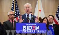 """ທ່ານປະທານາທິບໍດີ Donald Trump ຊົມເຊີຍ """"ໄຊຊະນະ"""" ຂອງທ່ານ Joe Biden"""