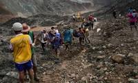 ອາຊຽນ ແບ່ງເບົາຄວາມເສົ້າສະຫຼົດໃຈກັບ ມຽນມາ ກ່ຽວກັບເຫດດິນເຊາະເຈື່ອນຢູ່ເຂດບໍ່ແຮ່ຂຸດຄົ້ນເພັດພອຍຢູ່ລັດ Kachin