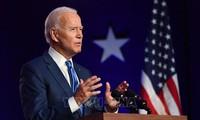 ທ່ານ Joe Biden ປະທານາທິບໍດີຫາກໍ່ໄດ້ຮັບການເລືອກຕັ້ງ ສົ່ງສານສາມັກຄີ, ສະໜິດຕິດພັນ ແລະ ສ້າງປະເທດຄືນໃໝ່ເນື່ອງໃນໂອກາດປີໃໝ່