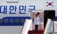 China-South Korea Summit