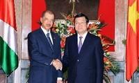 President of Seychelles concludes Vietnam visit