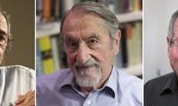 Three share 2013 Nobel Prize in Chemistry