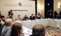 Syrian government seeks political solution at Geneva II Conference