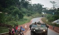 UN Security Council approves military intervention in the Central African Republic
