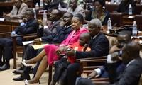 Central African Republic has new president