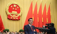 China's 12th National People's Congress opens 3rd session