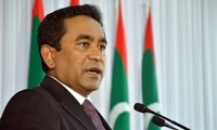 Maldives President hails ties with Vietnam