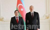 Vietnam, Azerbaijan boost partnership