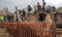 Nepal earthquake: recovery efforts underway