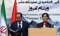 Photo exhibition on Vietnam opens in Iran