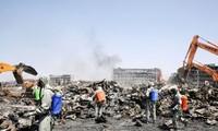 China: Death toll in Tianjin chemical plant explosion mounts to 135