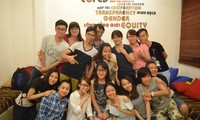 """""""Young Women Making Change""""- a group of young Vietnamese activists on gender equality"""