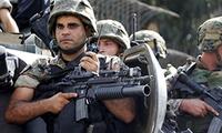Decidido Ejército libanés a restablecer el orden y la paz civil