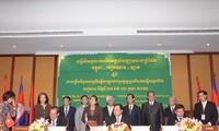 Cierra conferencia de Tribunales de provincias limítrofes de países indochinos