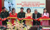 """Vietnam celebra exhibición """"Victoria de Dien Bien Phu en el cielo"""""""
