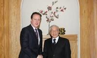 Dirigente partidista de Vietnam visita Reino Unido