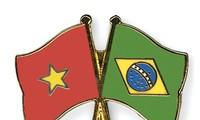 Incrementan intercambio comercial Vietnam y Brasil