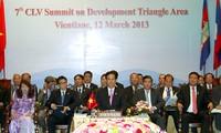 Proponen orientaciones de cooperación Vietnam-Cambodia-Laos