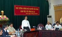 Premier vietnamita aboga por desarrollo sostenible de Gia Lai