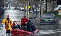 32 millones de personas perdieron su hogar en 2012 a causa de desastres naturales