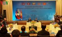 Fortalecen la cooperación laboral entre Camboya, Laos, Myanmar, Tailandia y Vietnam