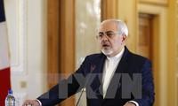 Irán convoca una reunión emergente de cancilleres del Grupo P5+1